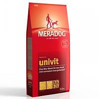 Корм для собак (Мерадог) MERADOG Premium Univit 12,5 кг - для дорослих собак всіх порід