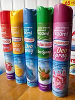 Освежитель Kolorado Deo Spray в ассортименте, фото 1