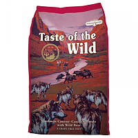 Корм для собак Taste Of The Wild Southwest Canyon 13 кг с мясом дикого кабана