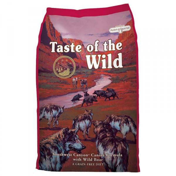Корм для собак Taste Of The Wild Southwest Canyon 5.6 кг с мясом дикого кабана