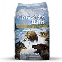 Корм для собак Taste Of The Wild Pacific Stream Canine 6 кг с рыбой  для взрослых собак