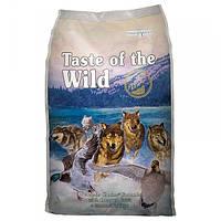 Корм для собак Taste Of The Wild Wetlands Wild Fowl Canine 13 кг для взрослых собак с мясом качки