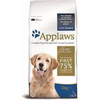 Applaws Adult Dog Lite Chicken 15 кг (2x7,5 кг)