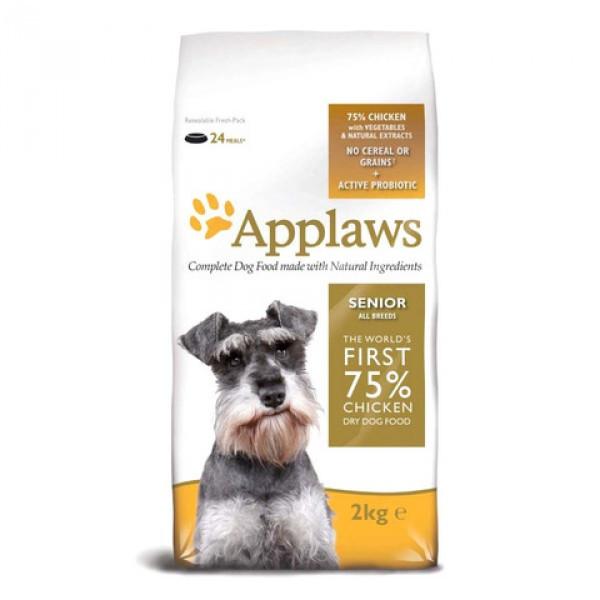 Applaws Senior Dog Chicken 15 кг (2x7,5 кг)