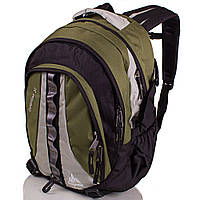 Рюкзак спортивный Onepolar Мужской рюкзак ONEPOLAR (ВАНПОЛАР) W1002-green