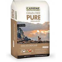 Корм для собак (Каніде) Canidae Dog Pure Elements fresh lamb 10,8 кг - для дорослих собак всіх порід