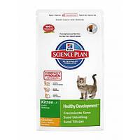 Корм для кошек (Хилс) Hill's Hills Science Plan Feline Kitten Chicken 10 кг - для котят с курицей