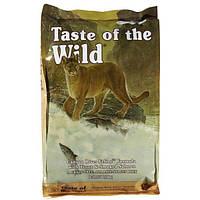 Корм для котів (Тейст оф зе Вайлд) Taste Of The Wild Canyon River Feline 6,8 кг - для всіх кішок різного віку