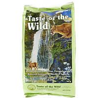 Корм для котів (Тейст оф зе Вайлд) Taste Of The Wild Rocky Mountain Feline 6,8кг - для всіх кішок різного віку