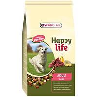 Happy Life Adult Lamb 15 кг