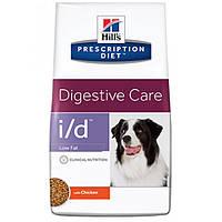 Корм для собак Hill's Hills Prescription Diet Canine i/d Low Fat 12 кг