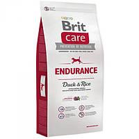 Корм для собак Brit Care Endurance Duck Rice 12 кг для активних собак з качкою і рисом