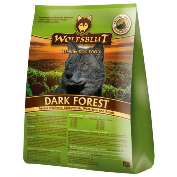 Wolfsblut Dark Forest  Adult 15 кг