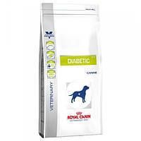 Корм для собак (Роял Канін) Royal Canin Diabetic 12 кг - для дорослих собак всіх порід
