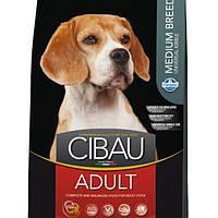 Корм для собак FARMINA CIBAU ADULT Medium Breed 12 кг для середніх порід