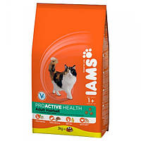 Iams Adult Hairball Control System 10 кг