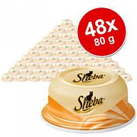 Sheba Filets консерви Блок 48x80g (Різні смаки)