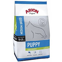 Arion Original Puppy Medium Chicken&Rice 12кг