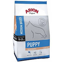 Arion Original Puppy Medium Salmon&Rice 12кг