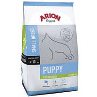 Arion Original Puppy Small Chicken&Rice 7.5кг