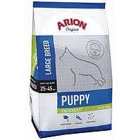 Arion Original Puppy Large Chicken&Rice 12кг