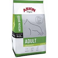 Arion Original Adult Medium Chicken&Rice 12кг