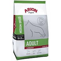 Arion Original Adult Medium Lamb&Rice 12кг