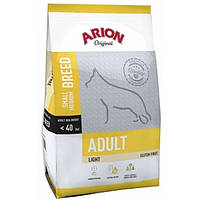 Arion Original Adult Small&Medium LIGHT 12кг