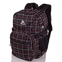 Рюкзак для ноутбука Onepolar Мужской рюкзак с отделением для ноутбука ONEPOLAR (ВАНПОЛАР) W1573-black