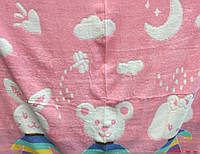 Детская махровая простынь Happy baby, фото 1