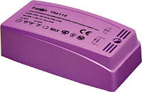 Трансформатор электронный понижающий, 230V/12V 50W пластик розовый, TRA110