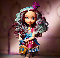 Кукла Ever After High Мэделин Хэттер (Madeline Hatter) Базовая Школа Долго и Счастливо Mattel