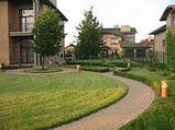Садовые Дорожки из плитки и камня ( Подготовка+Укладка ), фото 2