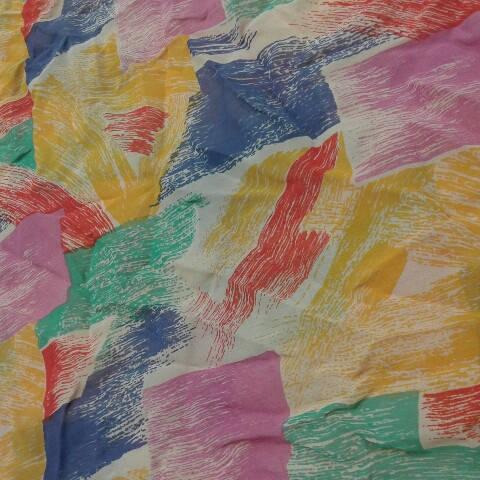 Шелк яркий натуральный  2 лоскута  80 смХ140 см цена за набор , фото 1