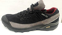 Ботинки-кроссовки мужские Ecco-Gore-Tex осень-зима E0007