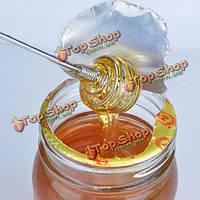 Нержавеющая сталь мед мешалкой мини взбитых яиц с миксера