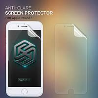 Защитная пленка Nillkin для Apple iPhone 7 матовая