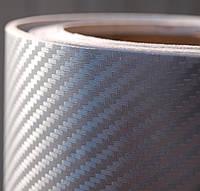 Карбоновая пленка серебро (светло-серая) Scorpio 1.52м