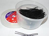 Шпильки для волос черные, 6,5 см (1уп.280шт)