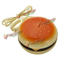 Гамбургер чизбургер домашний настольный телефон