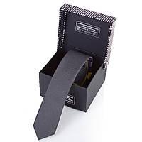 Мужской узкий шелковый галстук ETERNO (ЭТЕРНО) EG605