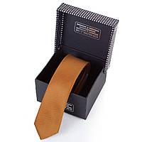 Галстук ETERNO Мужской узкий шелковый галстук ETERNO (ЭТЕРНО) EG606