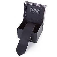 Галстук ETERNO Мужской узкий шелковый галстук ETERNO (ЭТЕРНО) EG611