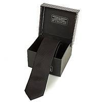 Мужской узкий шелковый галстук ETERNO (ЭТЕРНО) EG612