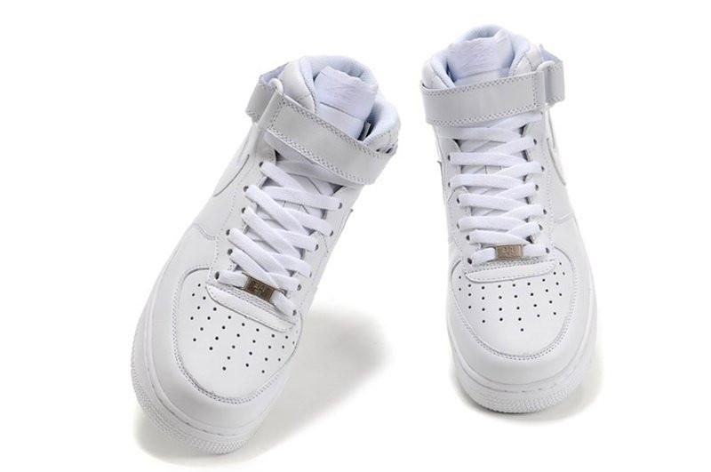 Женские кроссовки Nike Air Force high белые  продажа, цена в Киеве ... 0f808dc9cf1
