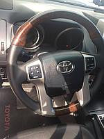 Руль Toyota LC Prado 150 Дерево
