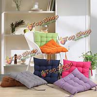 Мягкая хлопковая подушка для сидения