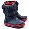 Cапоги CROCS Kids Puff Boot  размер С10