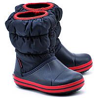 Детские сапоги Crocs Snow Boots р-ры С9-J3