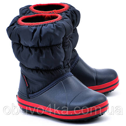 Cапоги CROCS Kids Puff Boot  размер С10, фото 2